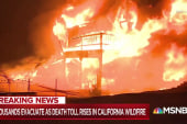 Deadly fires ravage California communities