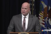 Whitaker disqualifications run deeper than sketchy work history