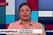 GOP vote suppression of Native Americans backfires in local race