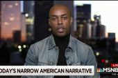 Casey Gerald: My book is memoir and history of US