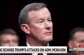 Trump doubles down on attacking Adm. McRaven