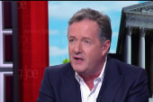 Piers Morgan: Trump could've shown empathy for California