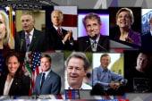 More Democratic presidential hopefuls enter the fray