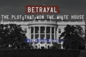 Maddow reveals a little-known scandal in 'Betrayal: The Plot That Won the White House'