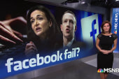Facebook pushing back on allegations that they misled the public