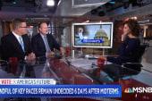 O'Brien: Interesting Trump targets FL, AZ but not GA on voter fraud
