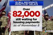 As VA struggles to administer GI Bill benefits, veterans suffer financially