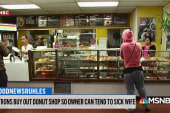 #GoodNewsRUHLES: Customers buy out store so owner can see sick wife
