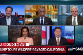 California Wildfires Update