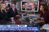 President Trump finalizing written answers for Robert Mueller