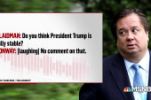 George Conway, 'Kellyanne's husband', sounds off on Trump, war on DOJ