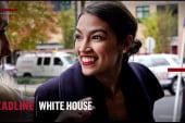 Alexandria Ocasio-Cortez gets the last laugh