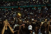 Highlights from the Global Citizen Festival in South Africa in honor of Mandela