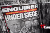 Tabloid takes deal to dish on Trump hush money to Playmate