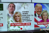 How Cohen went from fixer to felon