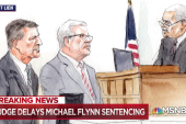"""Judge delivers blow to Trump, says Flynn """"sold"""" country out"""