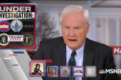 Matthews: How far will Trump go to protect his family?