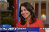 "Tulsi Gabbard: ""I'm seriously considering"" running for President"