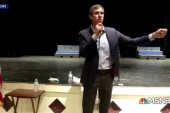 Does Beto O'Rourke lead the pack of 2020 Democratic presidential contenders?