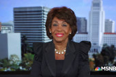 Rep. Maxine Waters: President in my estimation has done everything possible to be eligible for impeachment