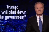Lawrence: Oval Office meltdown shows why Trump won't testify to Mueller