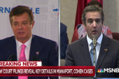 Mueller: Manafort lying and lying about lying; SDNY rips Cohen