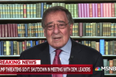 Instant reaction from Leon Panetta on contentious WH meeting