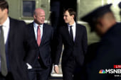 'There should be outrage' over Whitaker, Kushner meeting