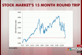 Steve Rattner charts the volatile stock market