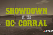 Shutdown Showdown: What if the government shutdown was a Western movie?