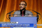 #GoodNewsRUHLES: Robin Hood Foundation honors poverty-fighting heroes