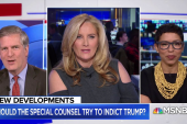 NYU law professor on Giuliani defense of Trump: 'We are in a death spiral of stupid. This is insanity'