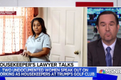 Lawyer for undocumented workers at Trump club talks about their plight