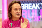 T-Mobile execs staying at Trump's hotel amid pending merger approval