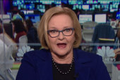 Claire McCaskill: Trump stretching national security with the shutdown