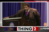 Rev. Barber blasts politicians for hypocrisy about MLK