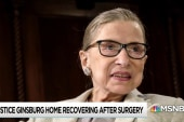 Don't panic! Ruth Bader Ginsburg recovery time completely normal