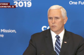 Mike Pence's 'bush league' move on ISIS