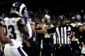 Chuck is obsessed with the NFL: Bad calls, overtime rules, slow refs and no replays