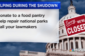 How to help unpaid federal workers during the shutdown