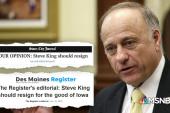 Calls for Rep. Steve King's resignation grow over racist remarks