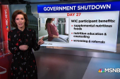 What is WIC and how could the shutdown endanger millions of babies?