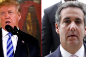 Witness Tamperer- in-Chief?: Cohen cancels public testimony fearing Trump's backlash