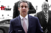 Cohen to testify publicly while Trump overseas