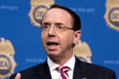 Deputy AG Rod Rosenstein likely to step down mid-March