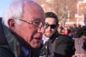 Bernie Sanders raises $3.3 million hours after 2020 announcement