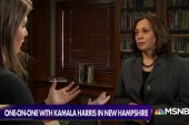 Sen. Kamala Harris: 'I strongly believe that we need to have Medicare For All'