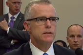 McCabe's new book has alarming details on Trump experts purport