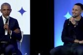 Former President Obama roasts NBA star Steph Curry