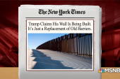 Trump's wall of false claims